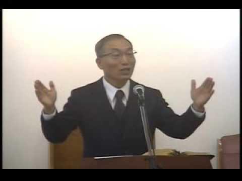 2016年11月26日「地の塩、世の光として生きよう」川越勝牧師