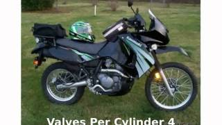 7. 2009 Kawasaki KLR 650 - Specification and Specs