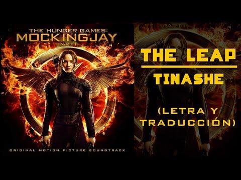 Tekst piosenki Tinashé - The Leap po polsku