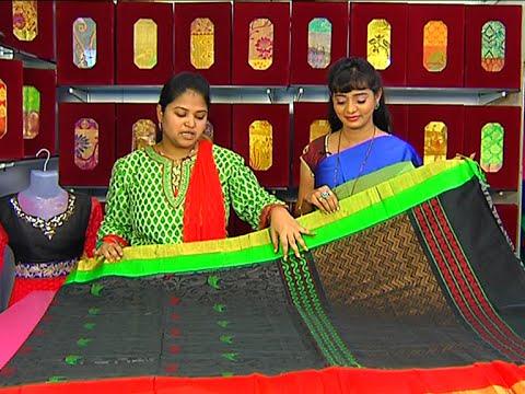 Latest Updates on Designer Pattu and Fancy Sarees with Price | Sogasu Chuda Tarama | Vanitha TV 28 July 2015 08 02 AM
