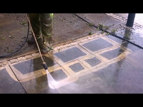 Pressure Washing Compilation Is Oddly Satisfying