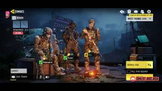 Call of Duty Mobile Zombies   Road to 1000 Subscribers   Live Gameplay