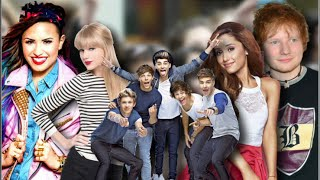 Top 5 CUTEST Moments With Fans! (Taylor Swift, Ariana Grande + More)