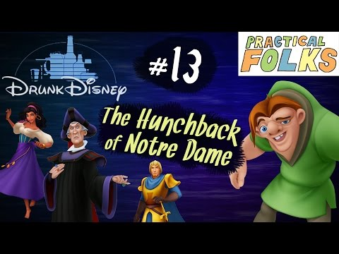 hunchback - Leo Camacho joins James, Chelsea and Dave for the latest Drunk Disney! In this episode we watch Disney's 50th animated feature, 1996's The Hunchback of Notre Dame. Does Quasimodo realize...