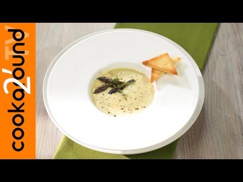crema di asparagi - ricetta