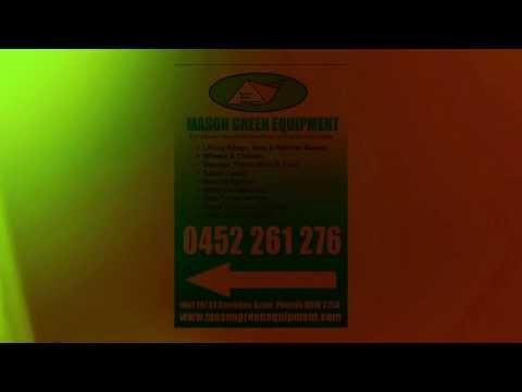 Mason Green Equipment