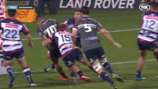 Brumbies v Rebels Rd.15 Super Rugby Video Highlights 2017
