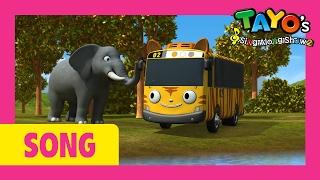 [Tayo's Sing Along Show 2] #12 A Safari Adventure