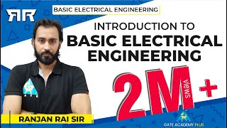 Basic Electrical Engineering | Introduction to Basic Electrical Engineering