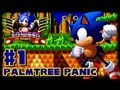 Sonic CD PC - (1080p) Part 1 - Palmtree Panic (w/Giveaway)