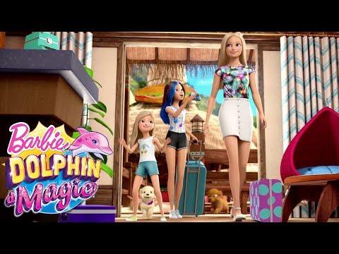 Best Tropical Resort Ever! | Dolphin Magic | Barbie