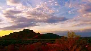 Arizona Time Lapse Note 4