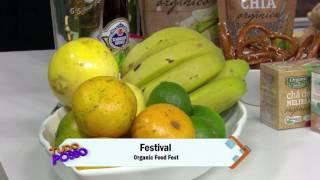Mantí Biô participou da Organic Food Fest organizada por Matthias Borner!