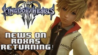"PAPA NOMURA TALKS ABOUT THE PROSPECT AND NARRATIVE ON ROXAS RETURNING IN KINGDOM HEARTS 3!!!Source - http://www.ign.com/articles/2017/07/18/8-cool-things-we-learned-about-kingdom-hearts-3-at-d23-expoJoin the Hectic Force! - http://bit.ly/1ZZdZSYStay up to date with all my posts!Like on Facebook! http://www.facebook.com/HecticHMKFollow on Twitter! https://twitter.com/hmkillaLive on Twitch! http://www.twitch.tv/hmkillaFollow on Google+https://plus.google.com/+HMK9CAPNSupport HMK on Patreon! Awesome Rewards!https://www.patreon.com/HMKSEND ME STUFF!PO Box 612313 Miami, FL 33261VG Metal Tracks - https://www.youtube.com/channel/UCtZH-VpdKcaWq3x_4_u4FpAHMK Shirts and  Merch! - http://hectichmk.spreadshirt.com/I use XSPLIT for all my streams! If you want to get into live streaming grab Xsplit! use the code ""HMK"" for 10% off a license!https://www.xsplit.com/buy?pp=WWW_NAVBARAre You a Content Creator? Join Maker Studios Today!http://awe.sm/jJed8Royalty Free Music by http://audiomicro.com/royalty-free-musicSound Effects by http://audiomicro.com/sound-effects#KingdomHearts #KingdomHearts3 #KingdomHeartsIII #KH3"