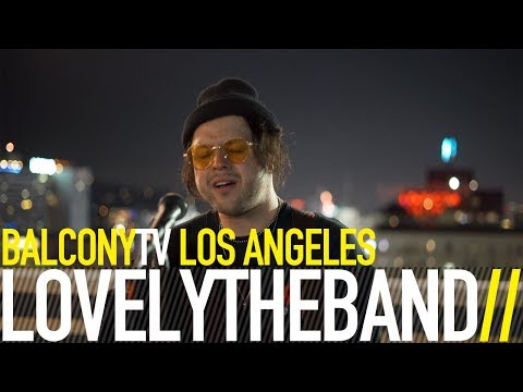 Video LOVELYTHEBAND - BROKEN (BalconyTV) download in MP3, 3GP, MP4, WEBM, AVI, FLV January 2017