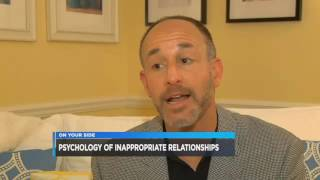 Psychologist discusses red flags spotting inappropriate teacher-student relationships