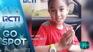 Video GO SPOT - Emran & Aleesyia Berebut Cinta Bella [18 OKTOBER 2017] MP3, 3GP, MP4, WEBM, AVI, FLV September 2018