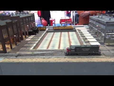 Diesel Shop Part 4b - Running Trains 3
