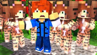 CLONING My Girlfriend 1000 Times !? - Daycare (Minecraft Roleplay)