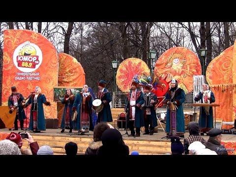"""IV Международный фестиваль традиционной культуры """"Шуми, Масленицы!"""""""