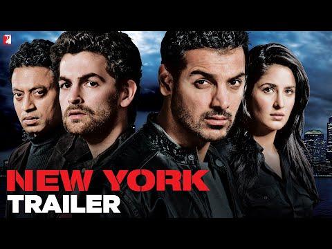 New York | Official Trailer | John Abraham | Katrina Kaif | Neil Nitin Mukesh