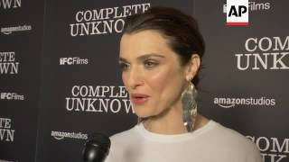 """Nonton Rachel Weisz at the New York premiere of her latest film, """"Complete Unknown"""" Film Subtitle Indonesia Streaming Movie Download"""