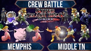 TTS6 – Memphis vs Middle Tennessee – Melee Crew Battle