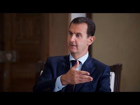 Άσαντ: «Η Δύση συνεργάζεται κρυφά με τη Συρία»
