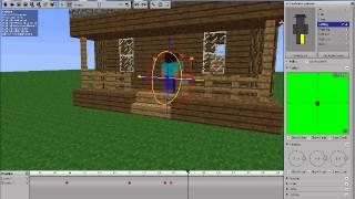 Minecraft Animasyon Nasıl Yapılır (MineRider Craft)
