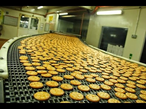 Crazy Food Processing Machine | Biscuit Processing Machines