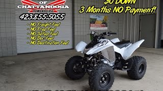 1. 2016 Honda TRX250X Sport ATV Video Review of Specs - SALE @ Honda of Chattanooga