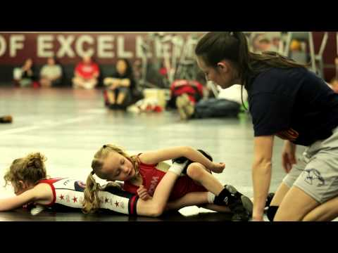 USA Girls Wrestling: Why We Wrestle (видео)