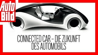 Connected Car -  Der AUTO BILD-Talk mit VW-Digitalchef Johann Jungwirth (2016) by Auto Bild