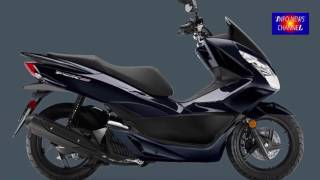 6. 2018 New HONDA Scooters PCX150 REVIEW 2018