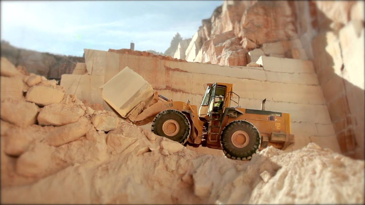 MARFILPE | Quarry and Factory
