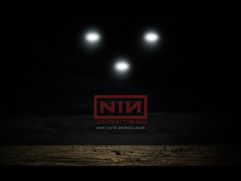 Nine Inch Nails – Ghosts 28 (Planet Hollywood, Las Vegas 2008)