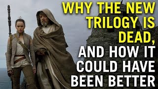 Video Why the new Star Wars trilogy is dead, and how it could have been better *SPOILERS* MP3, 3GP, MP4, WEBM, AVI, FLV Juni 2018