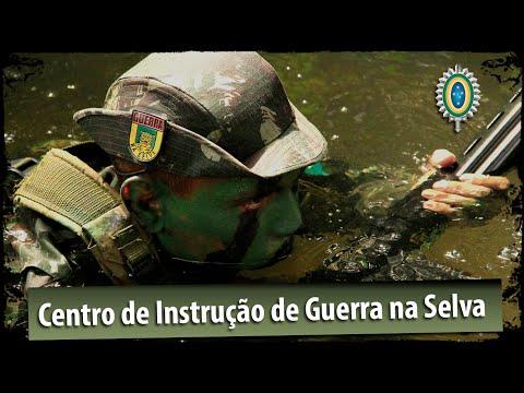 Centro de Instrução de Guerra na Selva