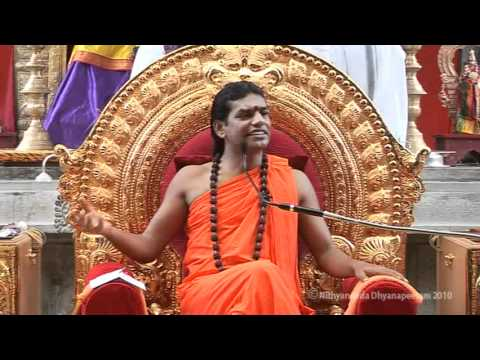 Reincarnation - A Myth or A Fact - Nithyananda Morning Satsang (01 Nov 2010) Message
