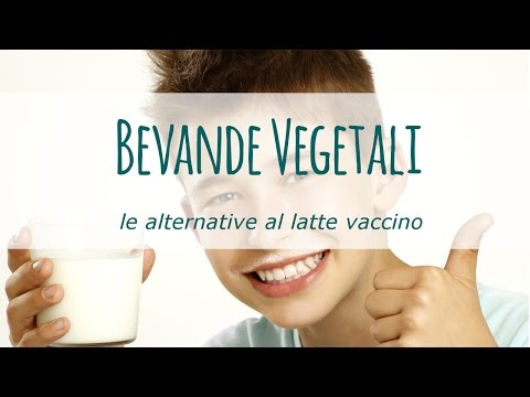 latte vaccino: le alternative vegetali!
