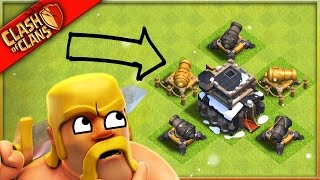 Video DON'T UPGRADE CANNONS IN Clash of Clans?! MP3, 3GP, MP4, WEBM, AVI, FLV Agustus 2017