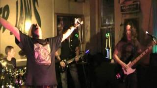 Sinister Realm - March Of The Damned (live 11-19-11)