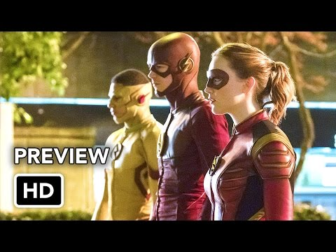 """The Flash 3x14 Inside """"Attack on Central City"""" (HD) Season 3 Episode 14 Inside"""