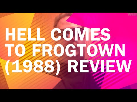 Hell Comes To Frogtown (1988) Review