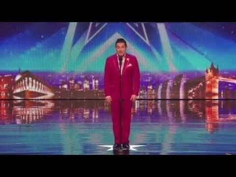 Топ 10 смешных выступлений на шоу Британия ищет таланты (видео)