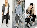 Tomboy winter outfitschic and cool