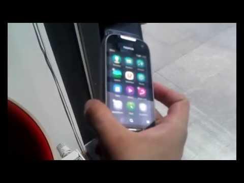 Transfer plików przez NFC (Nokia)