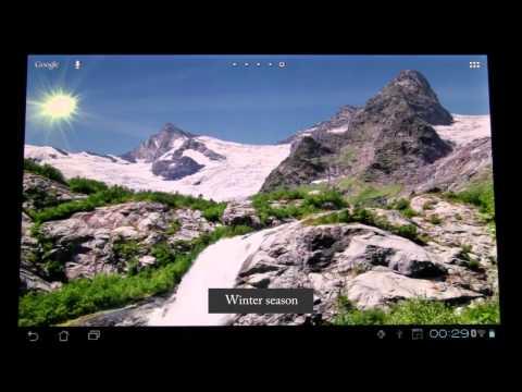 Video of True Weather, Waterfalls