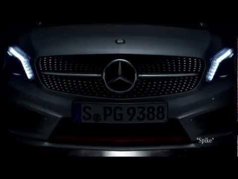 Mercedes-Benz TV: Making-of A-Class TV commercials