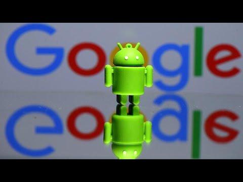 EU-Rekordstrafe: Google muss 4,3 Milliarden Euro za ...